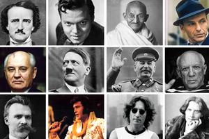 Ιστορικές φιγούρες στο... κινηματογραφικό τους