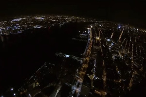 Πηδώντας από το Freedom Tower της Νέας Υόρκης