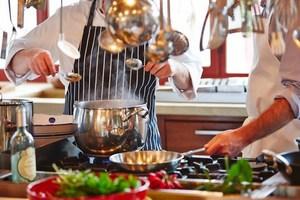 Μαθήματα μαγειρικής από μια Ιταλίδα Κόμισσα!
