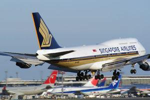 Αυξάνονται οι πτήσεις Σιγκαπούρη-Κωνσταντινούπολη