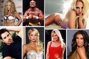 Η απόλυτη κατάταξη στις «ροζ» ταινίες των celebrities
