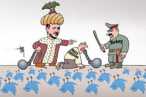 Le Figaro: Έπιασε πάτο η αξιοπιστία του Ερντογάν