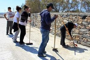 Εθελοντική δράση καθαριότητας στο Κιλκίς