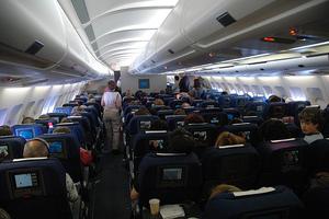 Δεν είναι η τουαλέτα το πιο βρώμικο σημείο στα αεροπλάνα