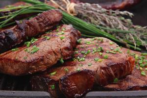 Πείτε «όχι» στο κρέας τις βραδινές ώρες