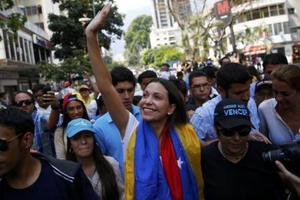 Η αντιπολίτευση της Βενεζουέλας ζητά απέλαση 46.000 Κουβανών