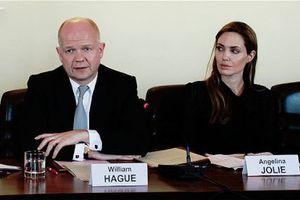 Παρέμβαση Τζολί κατά της σεξουαλικής βίας στον πόλεμο
