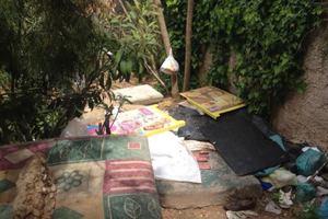 Εικόνες ντροπής σε πάρκο της Κυψέλης