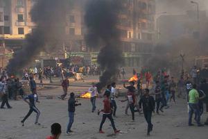 Έκρηξη βόμβας στο πανεπιστήμιο του Καΐρου
