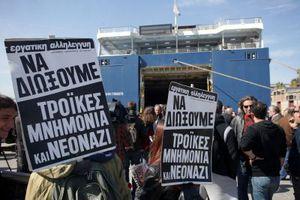 Συλλογικές συμβάσεις και απόσυρση του «πλοίου ασφαλείας» ζητά η ΠΝΟ