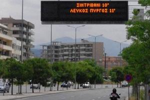 Μοντέλο πρόβλεψης κυκλοφορίας στη Θεσσαλονίκη