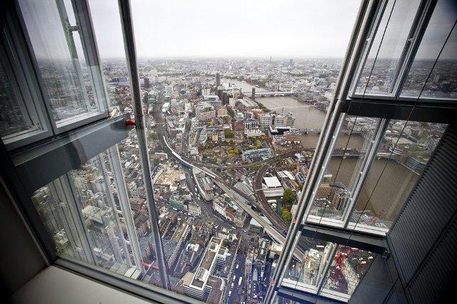 Το Λονδίνο από… ψηλά: Που πρέπει να πας για να έχεις τη καλύτερη θέα!