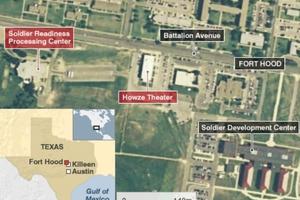 Νεκρός ο δράστης της ένοπλης επίθεσης στην στρατιωτική βάση του Τέξας
