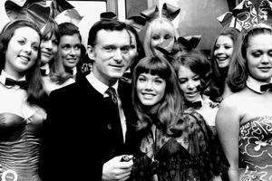 Ο «κύριος Playboy» Χιου Χέφνερ