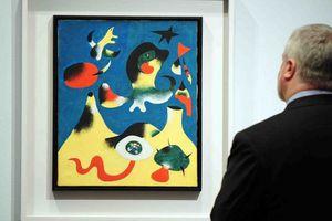 Εκατομμυριούχος από την Αγκόλα πρότεινε να αγοράσει 85 έργα του Μιρό