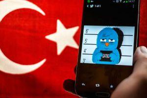 Χάκερ που υποστηρίζουν τον Ερντογάν επιτέθηκαν σε πολλούς λογαριασμούς Twitter