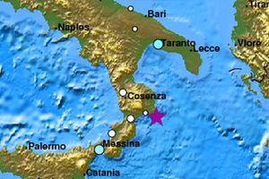 Σεισμός 5,1 βαθμών σημειώθηκε στην Ιταλία