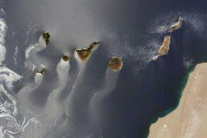 Εντυπωσιακές φωτογραφίες της γης από το διάστημα