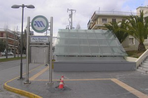 Λήξη συναγερμού για το τηλεφώνημα για βόμβα σε σταθμό του Μετρό