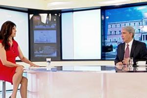 Γιατί δεν βγήκε η Τσαπανίδου στην εκπομπή της LiveU