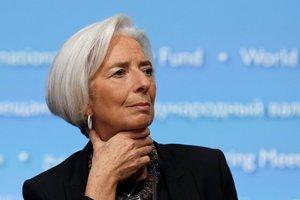 Κώδωνας κινδύνου από τη Λαγκάρντ για την παγκόσμια οικονομία