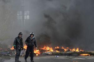 Χώρες της Μεσογείου καλούν σε αποκλιμάκωση της βίας στην Ουκρανία