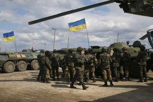 Μονάδα ειδικών δυνάμεων της Ουκρανίας ανέλαβε καθήκοντα στην Οδησσό
