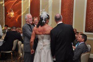 Η νύφη με τα μούσκουλα