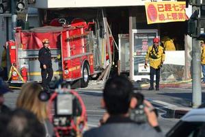 Συγκρούστηκαν πυροσβεστικά οχήματα εν ώρα υπηρεσίας!