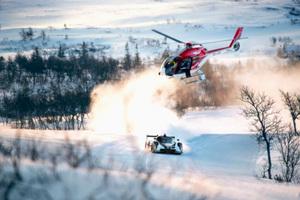 Χιόνι, supercar και drifting!