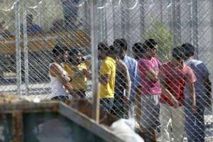 Η Ελληνική Αστυνομία στο πλευρό των ανήλικων της Αμυγδαλέζας