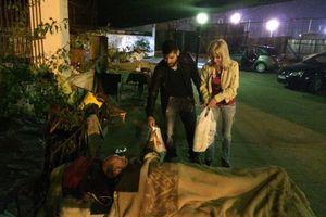 Δίπλα στους άστεγους η «Αποστολή»