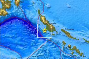 Σεισμός 6,9 Ρίχτερ στην Παπούα Νέα Γουινέα