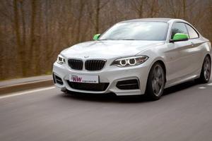 Νέες προτάσεις από την KW για τη BMW Σειρά 2