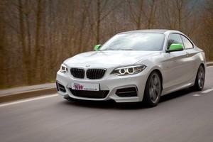 Νέες προτάσεις από την KW για BMW