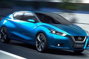 Νέο πρωτότυπο sedan από τη Nissan