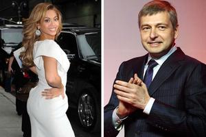 Η Μπιγιονσέ είπε «ναι» στον Ριμπολόβλεφ