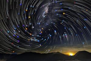 Ο έναστρος ουρανός στο φακό