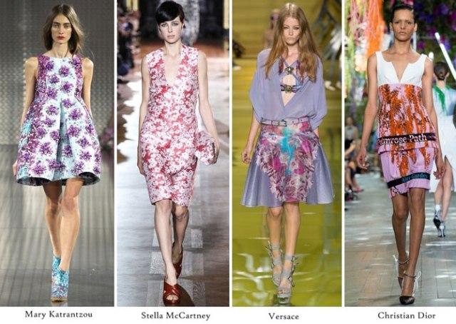 Δεν χρειάζεται να είσαι 15 χρονών για να φορέσεις ένα εμπριμέ μικροσκοπικό  φορεματάκι. Με λεπτά ραντάκια και πολύ κοντό μήκος τα floral φορέματα που  ... 8ece6c7920b