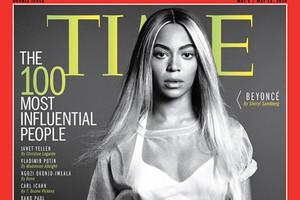 Στα 100 πρόσωπα με τη μεγαλύτερη επιρροή η Beyonce