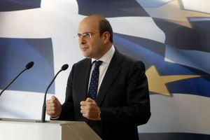 Χατζηδάκης: Το κλίμα εχθρότητας βλάπτει την κοινή μας υπόθεση στην Ευρώπη