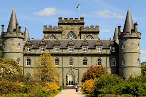 Τα πιο εντυπωσιακά κάστρα της Σκωτίας