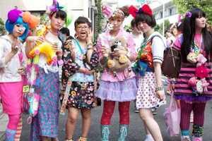 Η μόδα στο Τόκιο έχει ξεφύγει