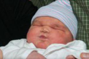 Έφερε στον κόσμο μωρό 6,5 κιλών!