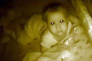 Κάμερα «κερκόπορτα» σε παιδικό δωμάτιο