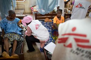 Καταγγελίες ότι υπάλληλοι των «Γιατρών Χωρίς Σύνορα» αντάλλασσαν φάρμακα για σεξ στην Αφρική