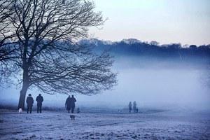 Ο χειμώνας επιστρέφει στη Βρετανία