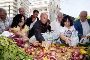 Δωρεάν διανομή τροφίμων σε εφτά περιοχές