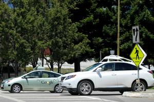 Πώς λειτουργούν τα αυτοκινούμενα οχήματα της Google