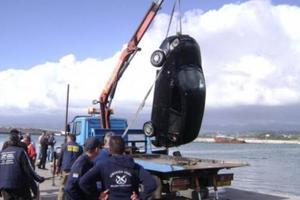 Νεκρός και ο οδηγός του ΙΧ που έπεσε στο λιμάνι της Κυπαρισσίας